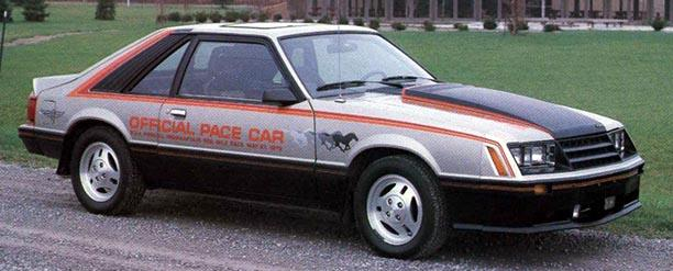 1979 Pace Car Registry Home